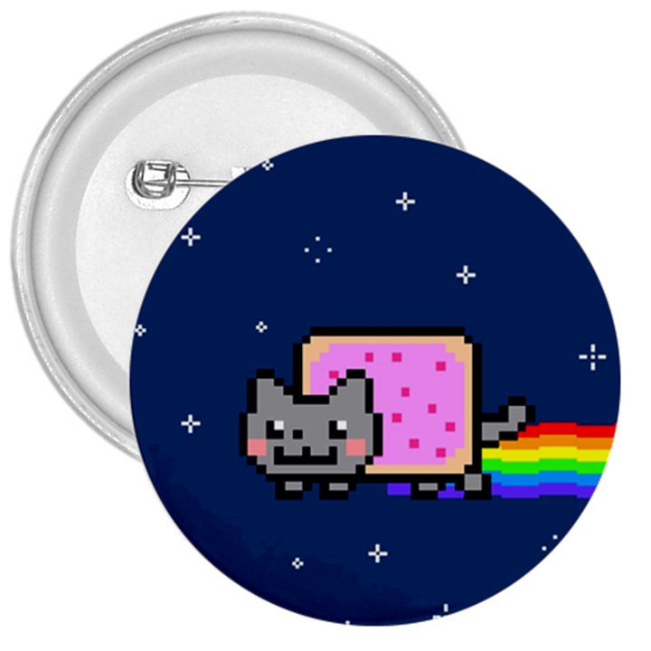 Nyan Cat 3  Buttons