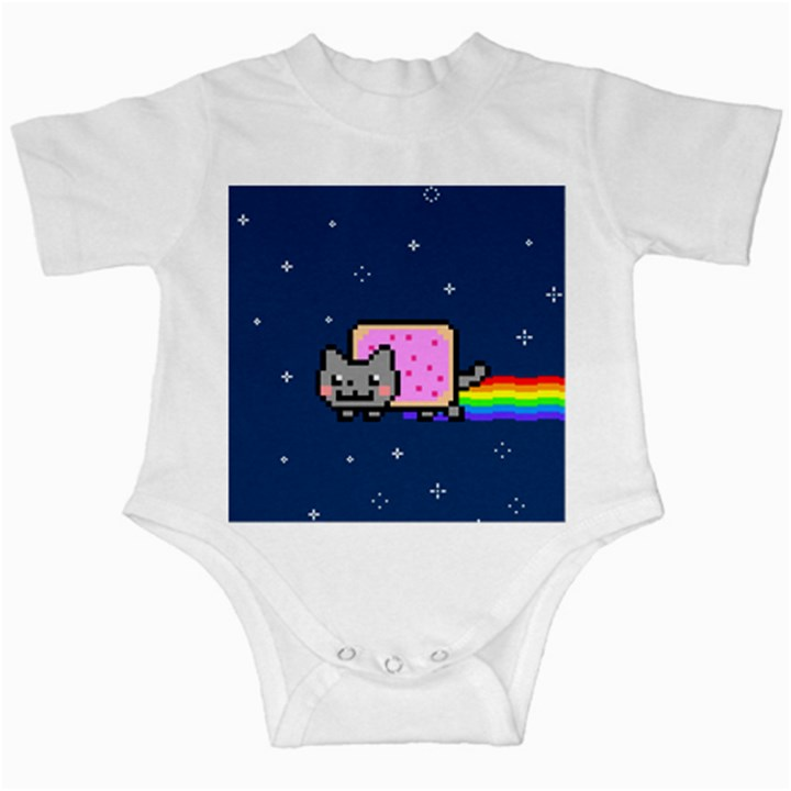 Nyan Cat Infant Creepers