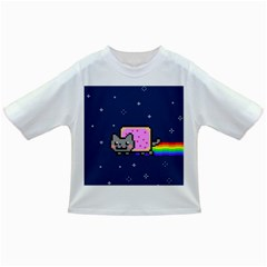 Nyan Cat Infant/toddler T Shirts