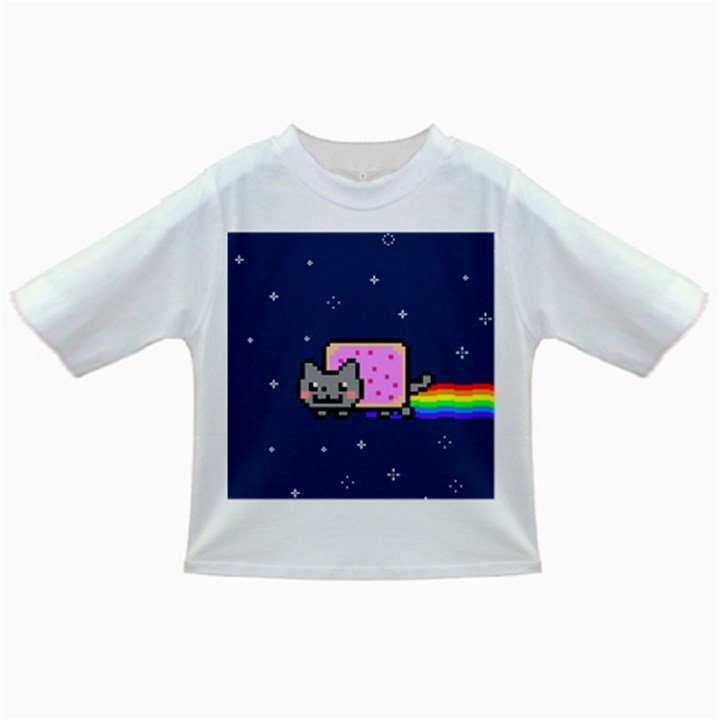 Nyan Cat Infant/Toddler T-Shirts
