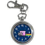 Nyan Cat Key Chain Watches Front