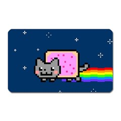 Nyan Cat Magnet (rectangular)