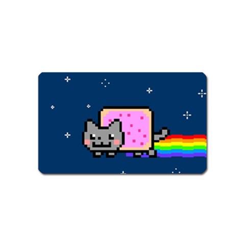 Nyan Cat Magnet (Name Card)
