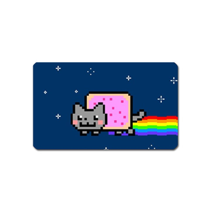Nyan Cat Magnet (Name Card)