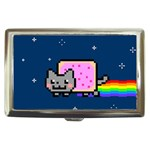 Nyan Cat Cigarette Money Cases Front