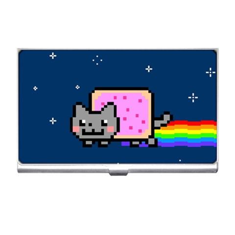 Nyan Cat Business Card Holders