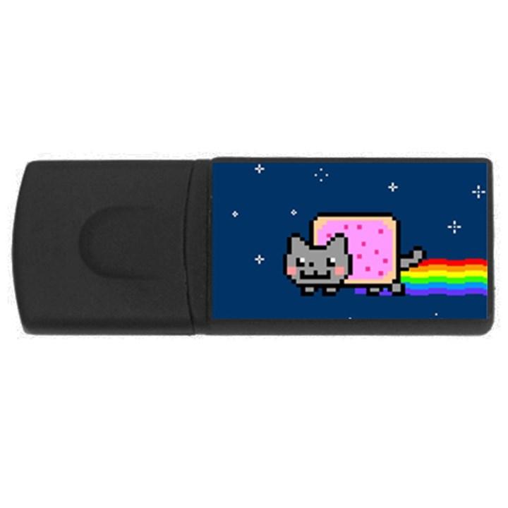 Nyan Cat USB Flash Drive Rectangular (2 GB)