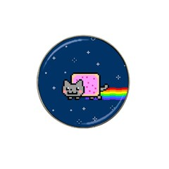 Nyan Cat Hat Clip Ball Marker (10 pack)