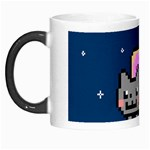 Nyan Cat Morph Mugs Left