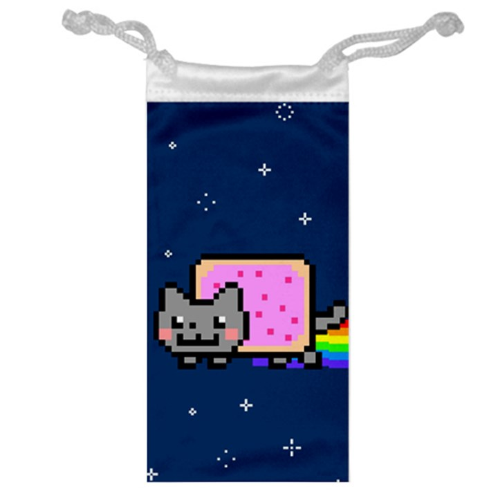Nyan Cat Jewelry Bags
