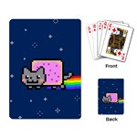 Nyan Cat Playing Card Back
