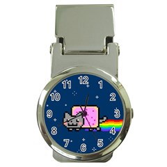 Nyan Cat Money Clip Watches
