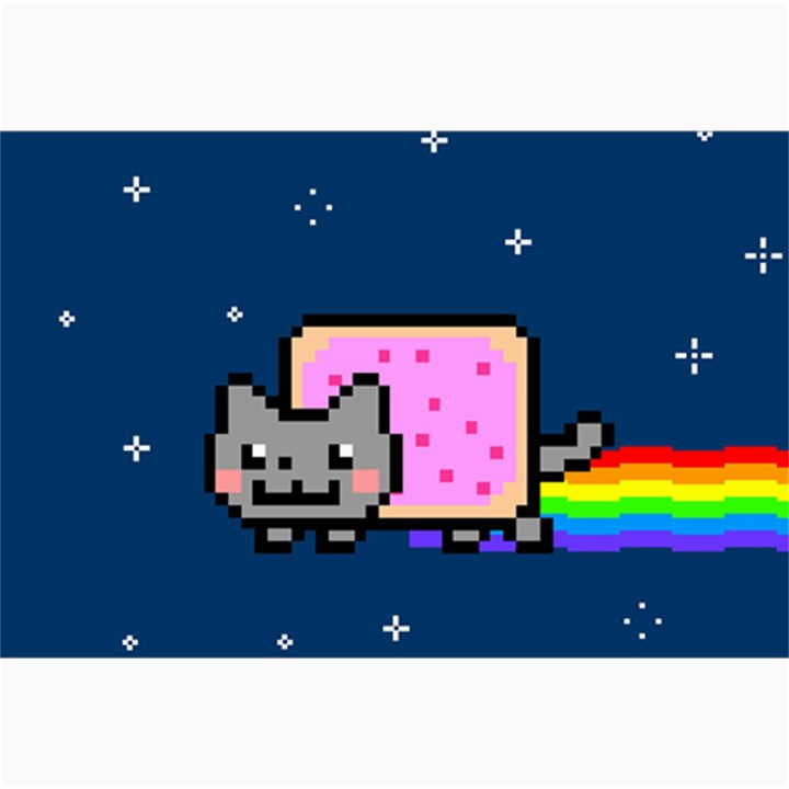Nyan Cat Collage Prints