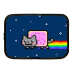 Nyan Cat Netbook Case (Medium)  Front