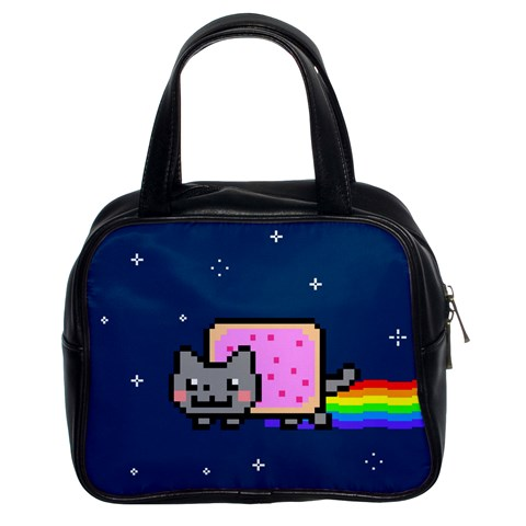 Nyan Cat Classic Handbags (2 Sides)