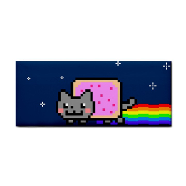 Nyan Cat Hand Towel