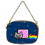 Nyan Cat Chain Purses (One Side)  Front
