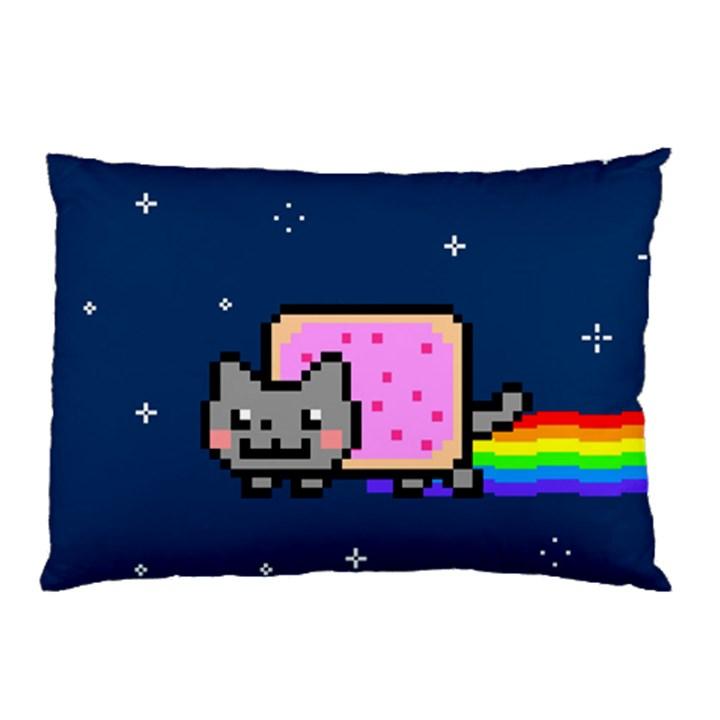 Nyan Cat Pillow Case