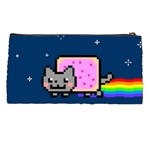 Nyan Cat Pencil Cases Back