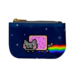 Nyan Cat Mini Coin Purses