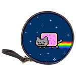 Nyan Cat Classic 20-CD Wallets Front