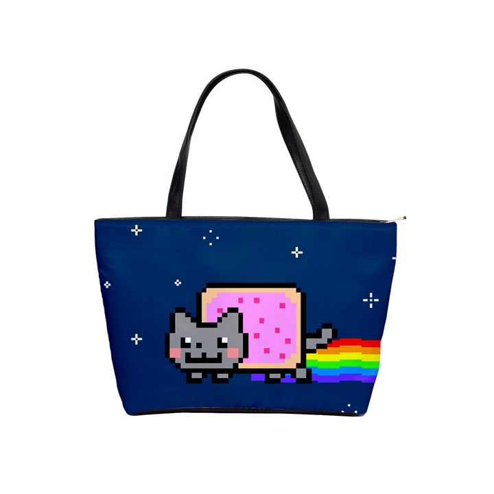 Nyan Cat Shoulder Handbags