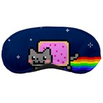 Nyan Cat Sleeping Masks Front
