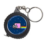 Nyan Cat Measuring Tapes Front