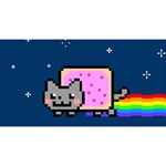 Nyan Cat Magic Photo Cubes Long Side 1