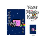 Nyan Cat Playing Cards 54 (Mini)  Front - Joker1