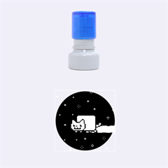 Nyan Cat Rubber Round Stamps (small)