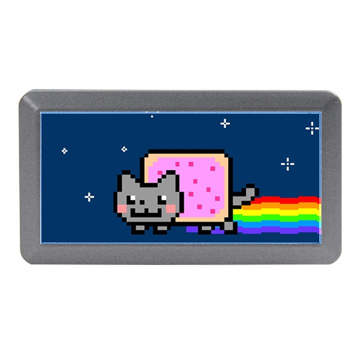 Nyan Cat Memory Card Reader (Mini)