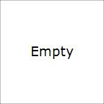 Nyan Cat Circle 3D Greeting Card (7x5) Back