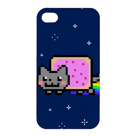 Nyan Cat Apple iPhone 4/4S Hardshell Case
