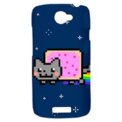 Nyan Cat HTC One S Hardshell Case