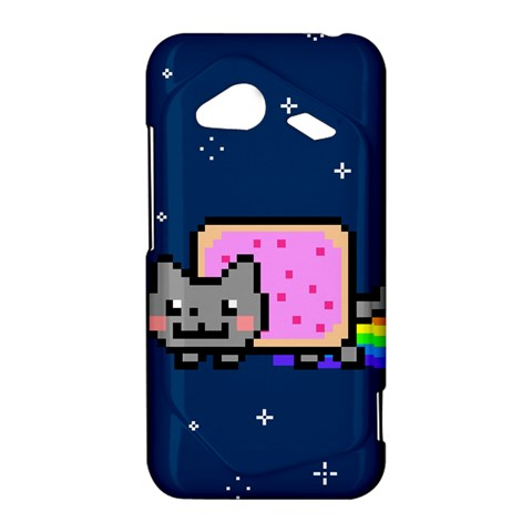 Nyan Cat HTC Droid Incredible 4G LTE Hardshell Case