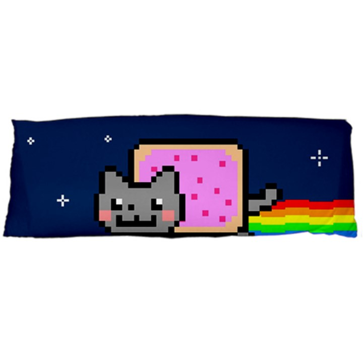 Nyan Cat Body Pillow Case Dakimakura (Two Sides)