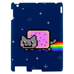 Nyan Cat Apple iPad 2 Hardshell Case