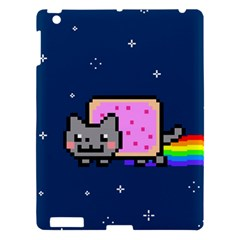 Nyan Cat Apple iPad 3/4 Hardshell Case
