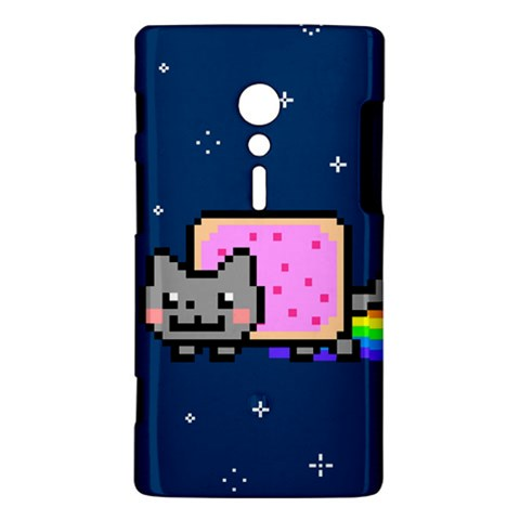 Nyan Cat Sony Xperia ion
