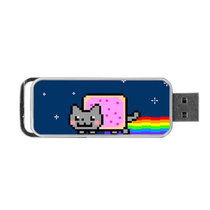 Nyan Cat Portable USB Flash (One Side)