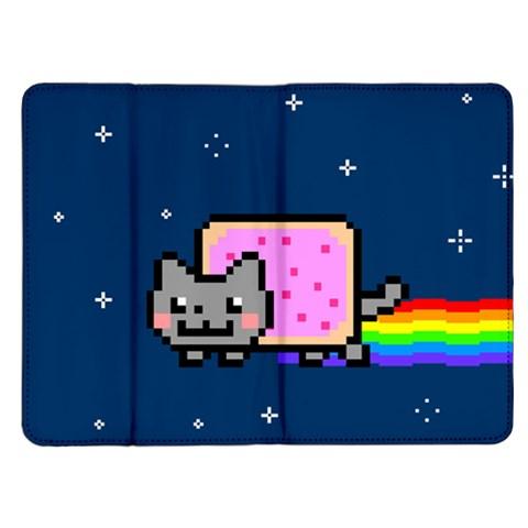 Nyan Cat Kindle Fire (1st Gen) Flip Case