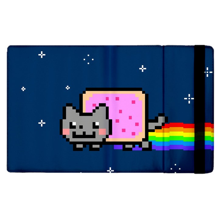 Nyan Cat Apple iPad 3/4 Flip Case