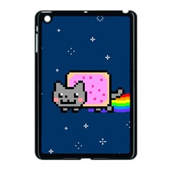 Nyan Cat Apple Ipad Mini Case (black)