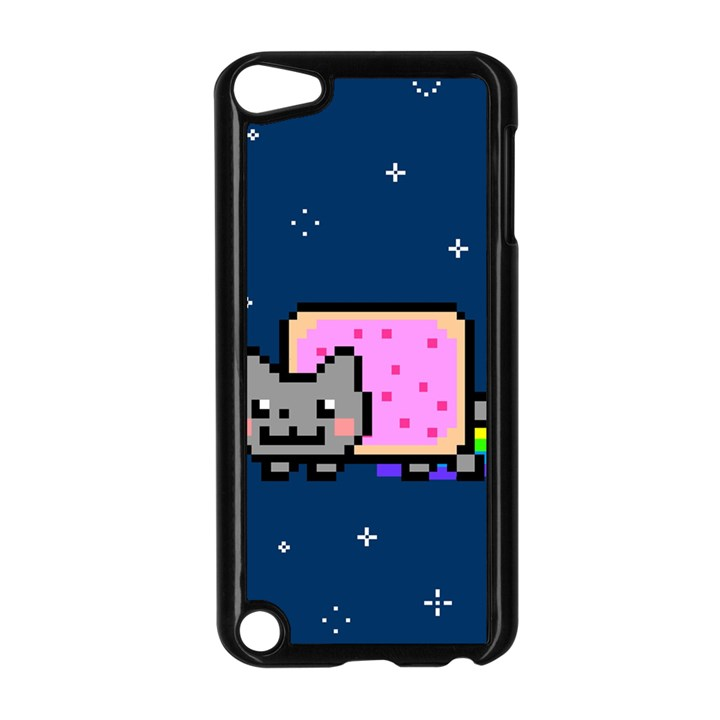 Nyan Cat Apple iPod Touch 5 Case (Black)