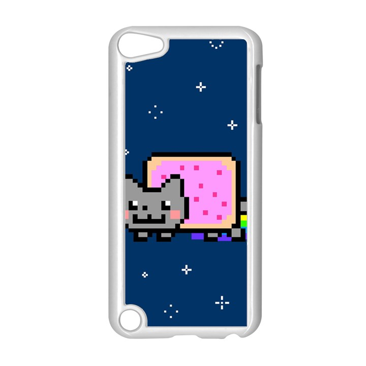 Nyan Cat Apple iPod Touch 5 Case (White)