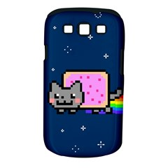 Nyan Cat Samsung Galaxy S III Classic Hardshell Case (PC+Silicone)