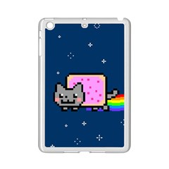 Nyan Cat Ipad Mini 2 Enamel Coated Cases
