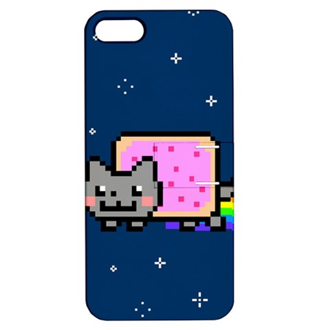 Nyan Cat Apple iPhone 5 Hardshell Case with Stand