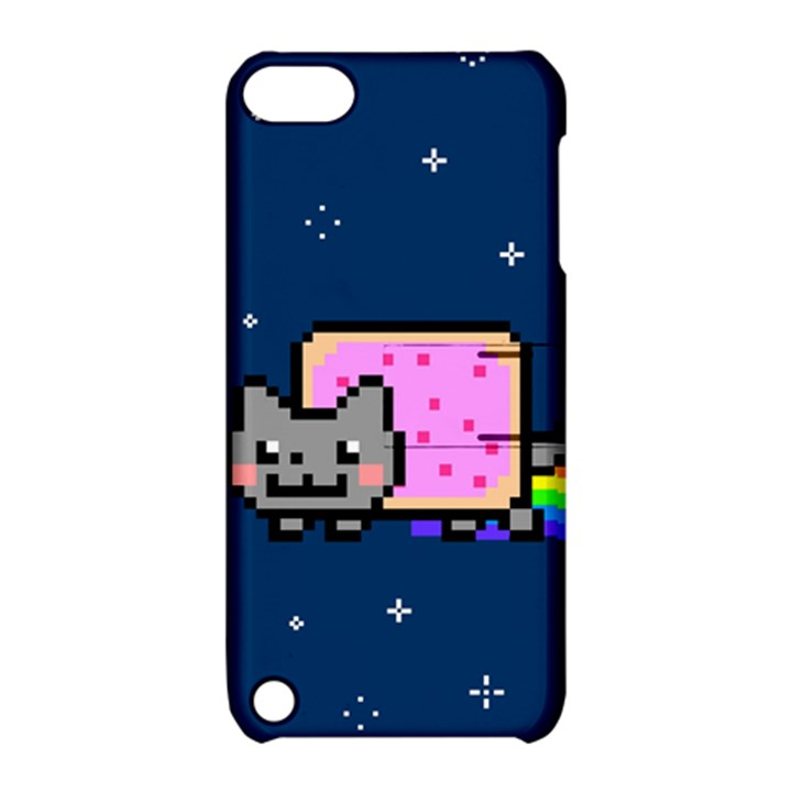 Nyan Cat Apple iPod Touch 5 Hardshell Case with Stand